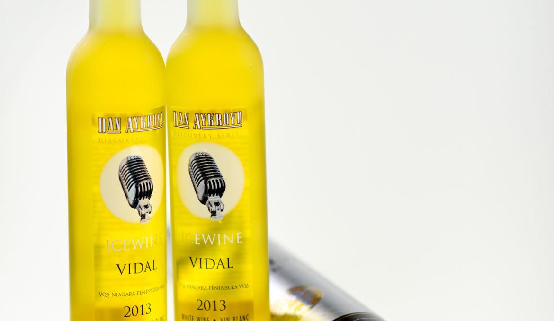丹爱克罗极品维代尔白冰酒 DanAykroyd Vidal