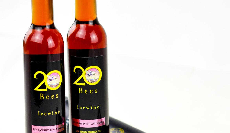 20蜜蜂品丽珠红冰酒 20 Bees Cabernet Franc