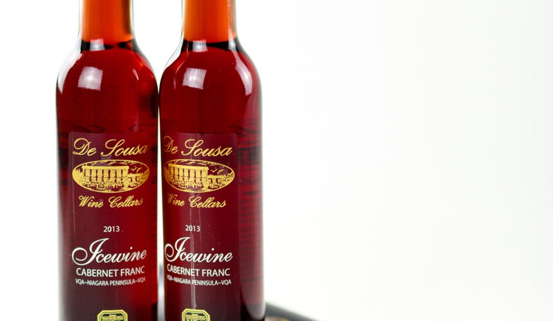 德索萨品丽珠红冰酒 Desousa Cabernet Franc