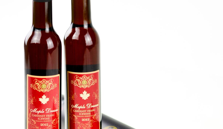 枫叶之梦品丽珠红冰酒 Maple Dream Cabernet Franc