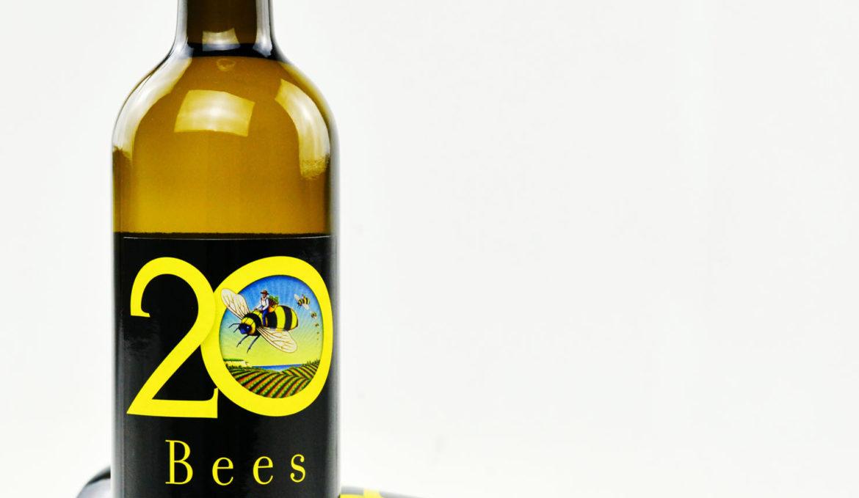 20蜜蜂霞多丽干白 20 Bees Chardonnay