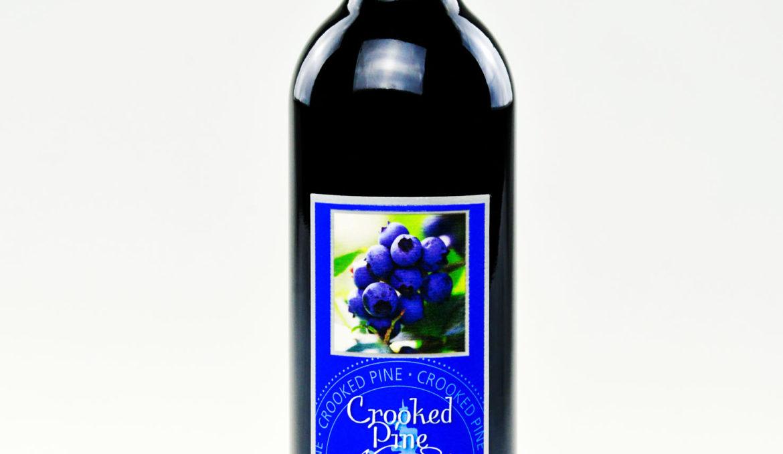 柯诺畔甜型蓝莓酒