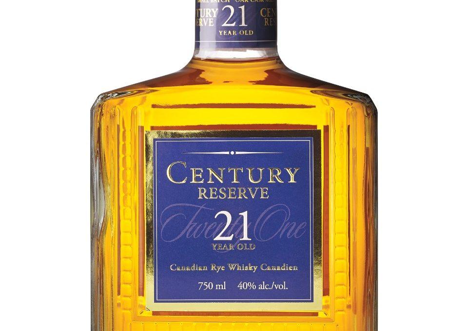 世纪珍藏21年陈酿威士忌750ml