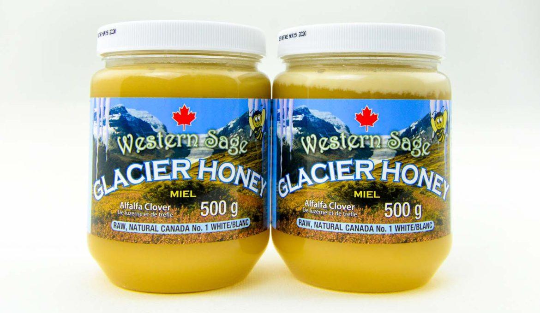 西方圣人乳状蜂蜜500g