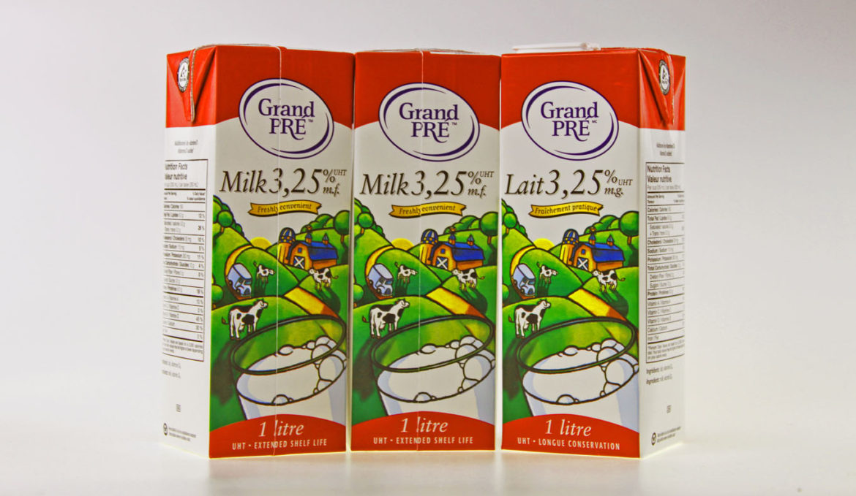 格兰特 3.25% 全脂牛奶 (1L)