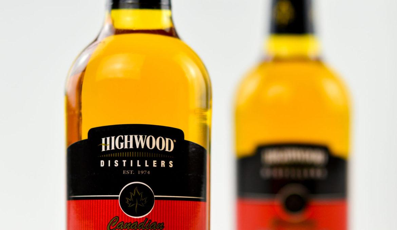 海伍德加拿大黑麦威士忌Highwood Whisky