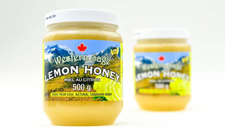 西方圣人柠檬乳状蜂蜜 500G