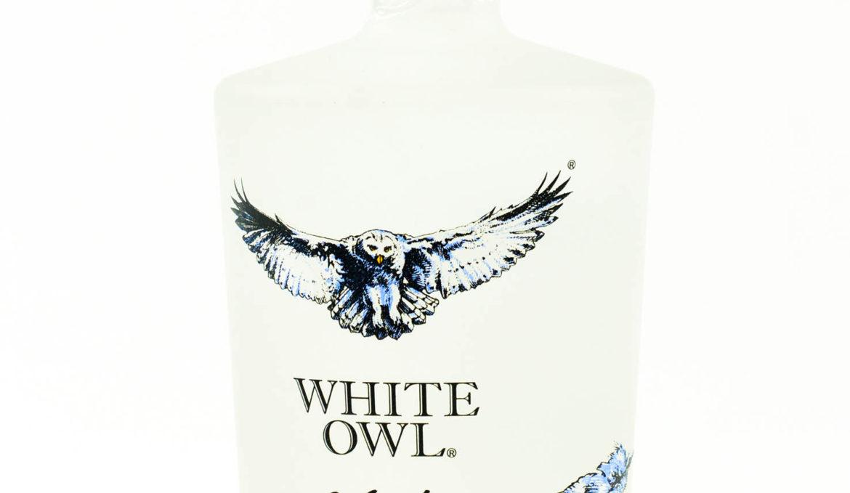白枭威士忌 White Owl Whiskey